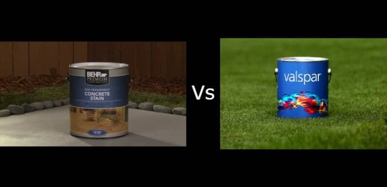 Behr vs Valspar – Which One is More Longest Lasting? Updated 2021